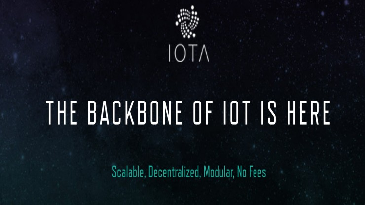 IOTA and IOT