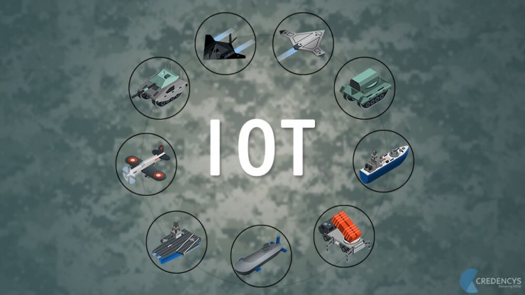IOT in Defence