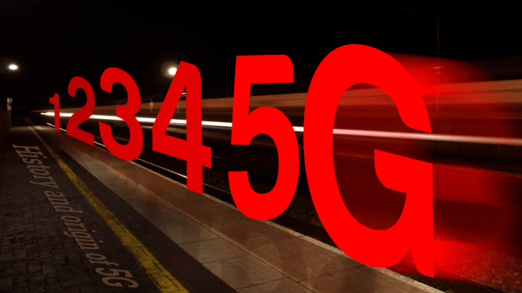 Difference Between 5G, 4G and 2G
