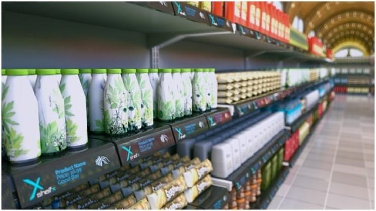 IOT shelfs